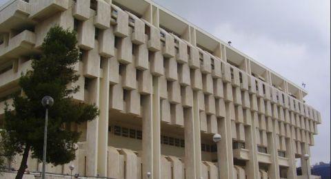 بنك إسرائيل ينشر بحثًا جديدًا حول العائد من حيث الأجور للتعليم الأكاديمي في الجامعات والكليّات